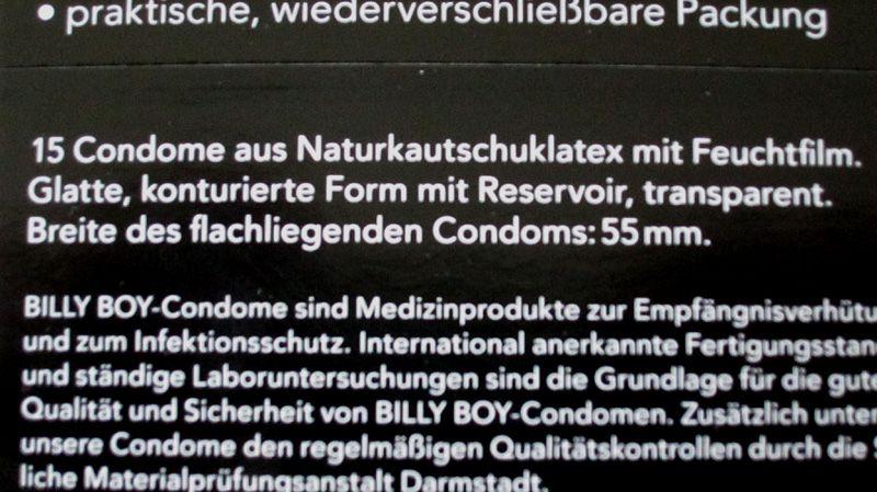 Welche kondome sind die besten